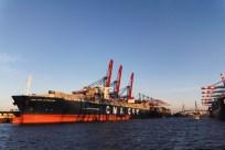 Schöne Aussicht: Deutschlands größter Container-Hafen!