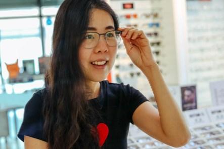 แนะนำร้านแว่นตาโอลิเวีย