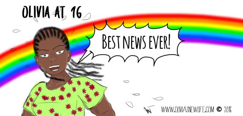 olivia- best news ever