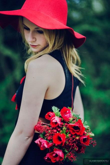 composition fleurs lyon