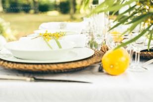 photographie mariage la décoration