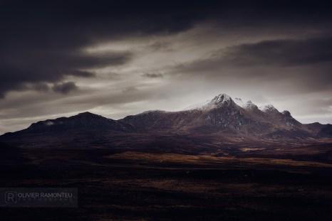 montagnes ecosse