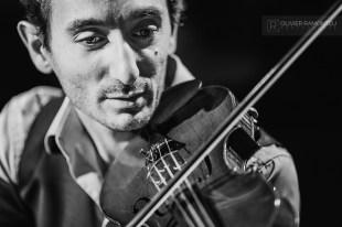 photo concert violoniste