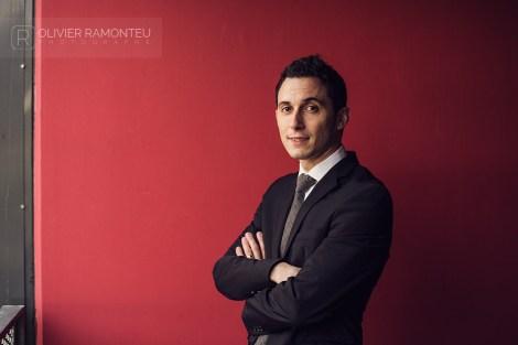 portrait entrepreneur lyon