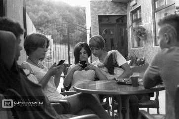 photo de roumanie, jeunes roumains