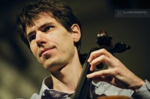 violoncelliste concert