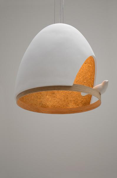 NEW Lampe Oiseau Olivier Chabaud Architecte