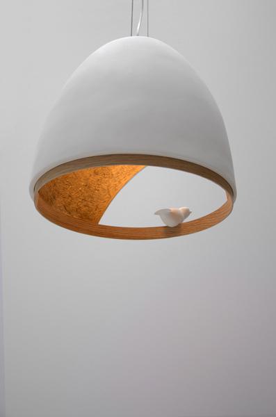 Lampe Oiseau Olivier Chabaud Architecte
