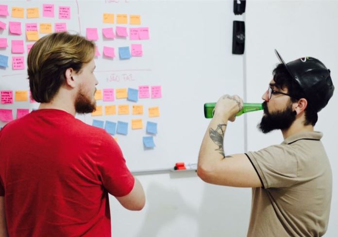 Desenvolvedores do aplicativo Cerveja.me