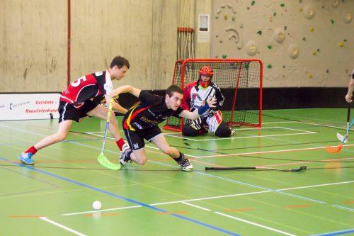 Cupspiel FB Riders vs. Uhwiesen Rotäugli. Saison 16/17