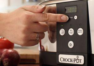 Olla coccion lenta Crock Pot SCCPBPP605-050