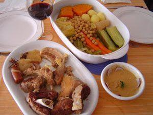 puchero canario - La Cocina de Pino
