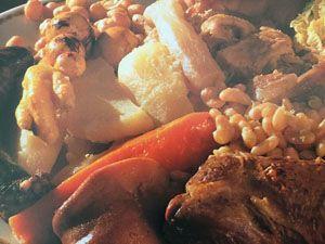 Escudella i Carn d'Olla de 7 canibales