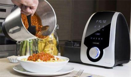 cocinar pasta con el robot de cocina Mambo de Cecotec