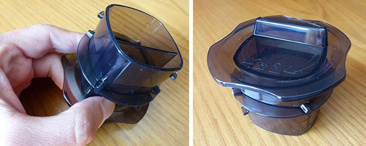 Vaso medidor del robot de cocina Mambo 7090
