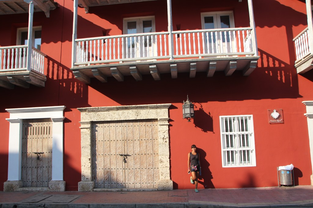 Cartagena's architecture