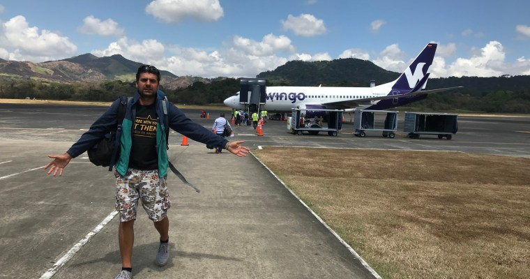 Panama to Colombia – to fly or not to fly?