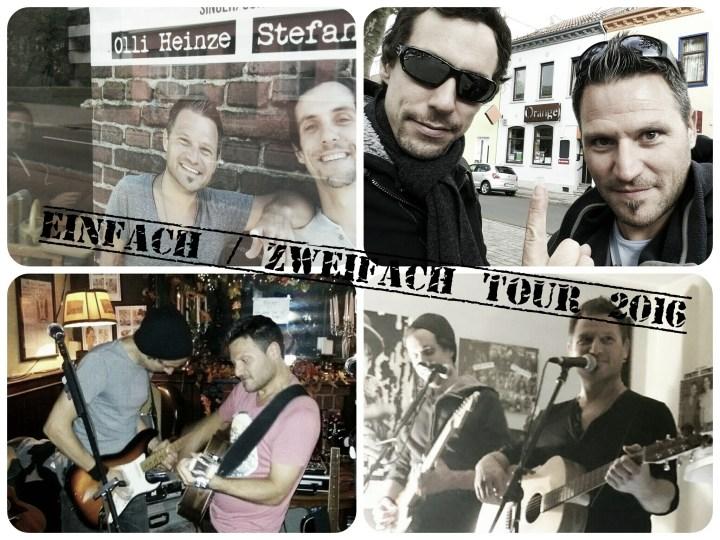 EINFACH / ZWEIFACH TOUR 2016