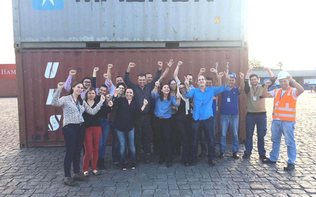 Orsi Logística recebe certificação ISO 9001:2015