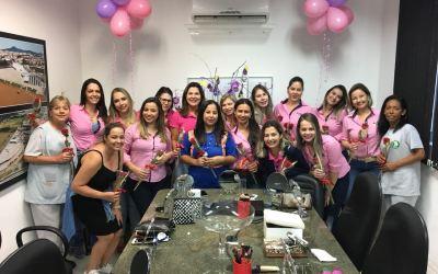 Com satisfação, a Orsi Logística celebrou com suas colaboradoras o Dia Internacional das Mulheres