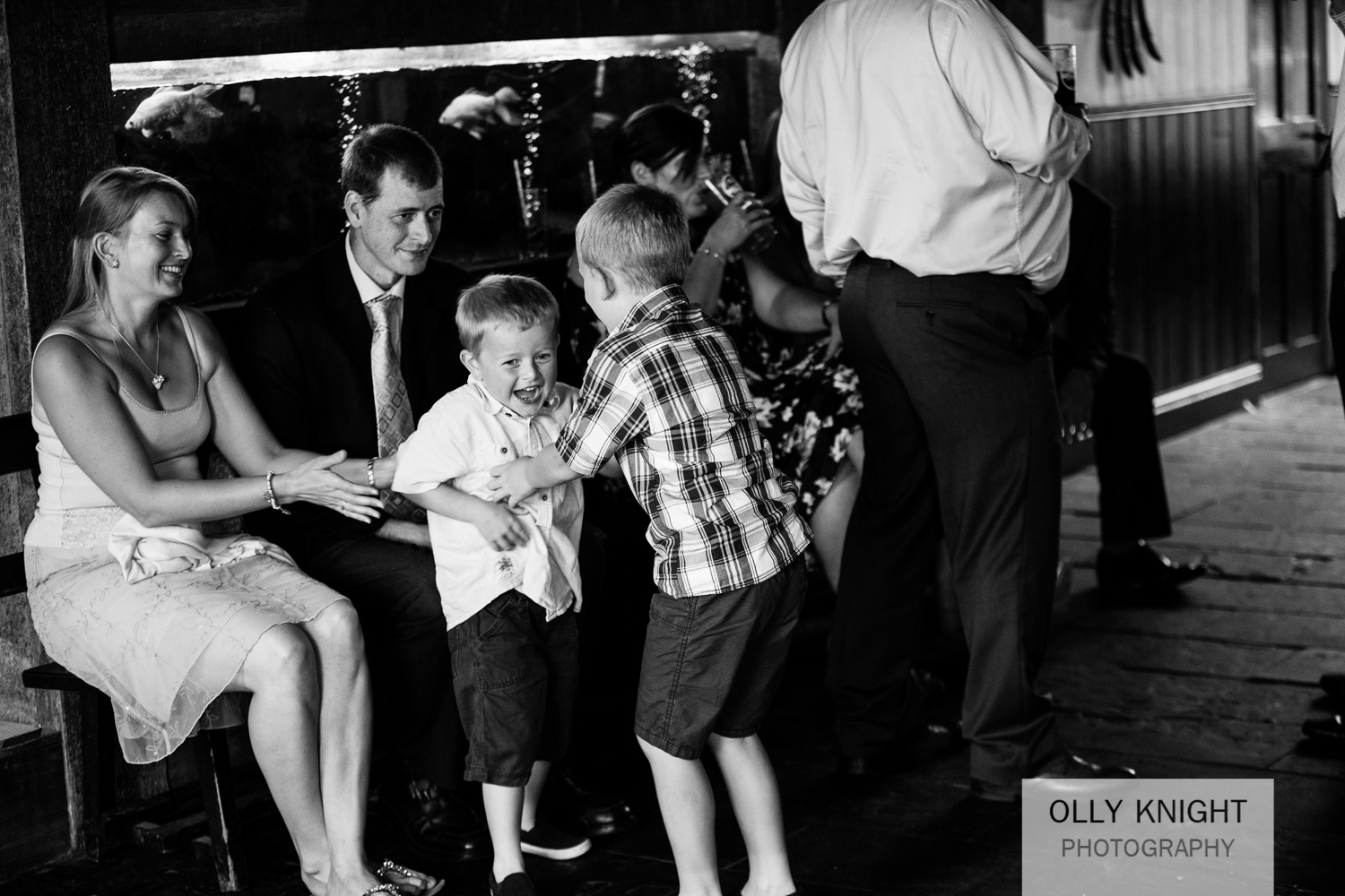 Andy & Louise's Wedding at East Quay Lobster Shack in Whitstable - Olly Knight