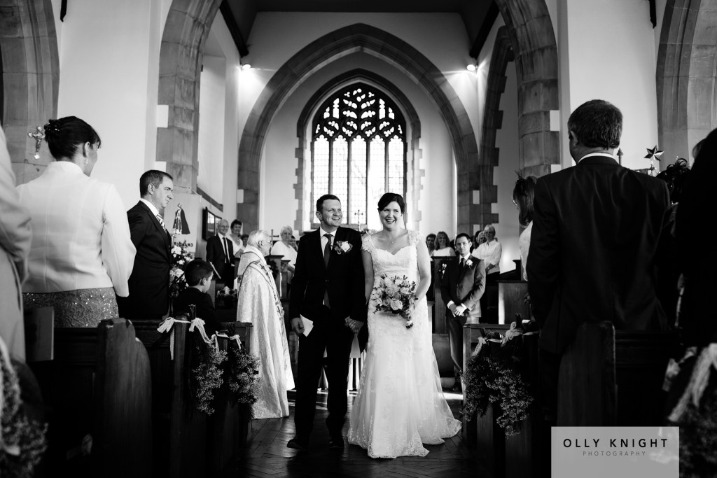 Andrew & Sarah's Wedding at Blackstock Farm in Sussex