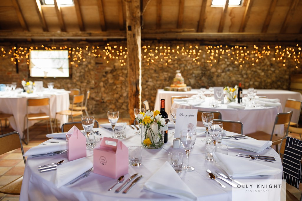 Chris & Emm's Wedding at Owls Castle Barn