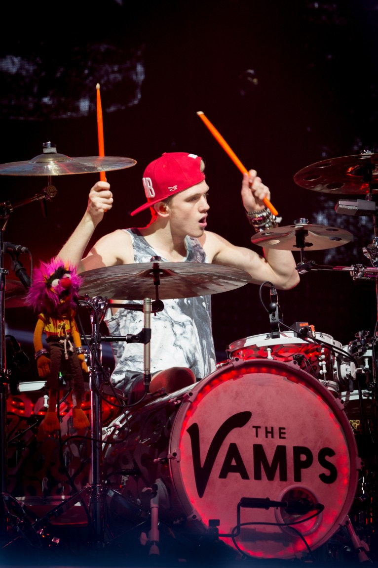 The Vamps Nottingham Arena by Olly Stabler IMG_4489