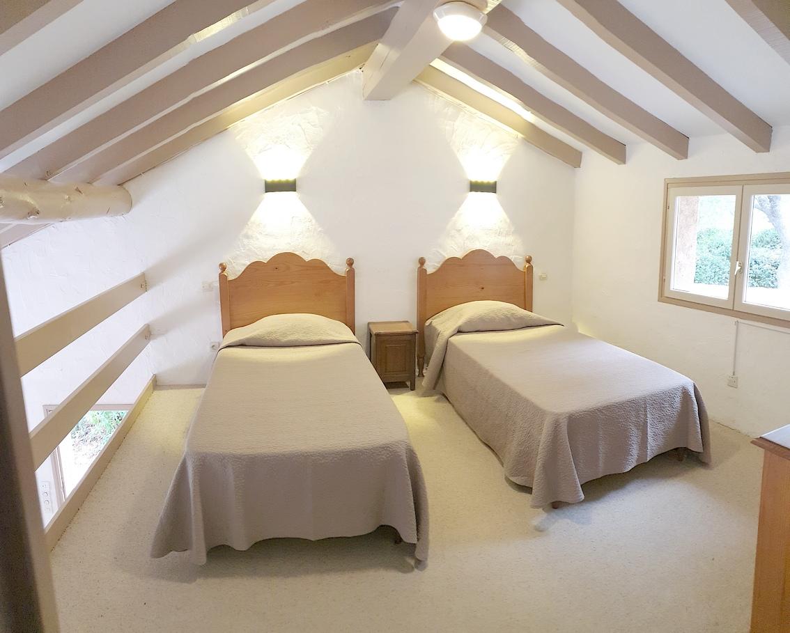 villa 51 olmuccio chambre mezzanine