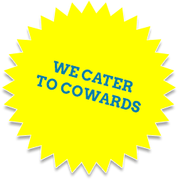 We Cater to Cowards Starburst