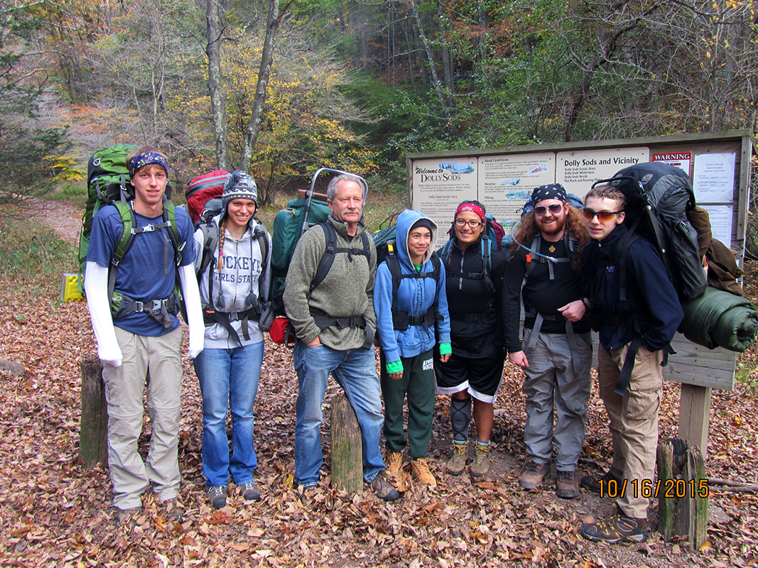 Wilderness Survival Visits Dysart Woods And Dolly Sodds