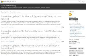 Microsoft Teammember Blog