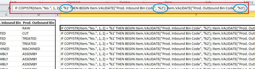 CAL-Code-In-Excel