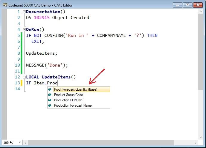 Intellisense-example-2-CAL-Editor-Dynamics-NAV-2016