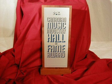 Canadian Music Industry Hall Of Fame