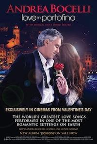 Andrea Bocelli:Love in Portofino
