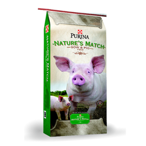 Nature's Match Sow & Pig Complete