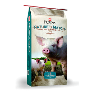 Nature's Match Grower-Finisher