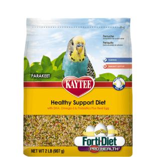 Kaytee Forti-Diet Pro Health Egg-Cite! Parakeet Food