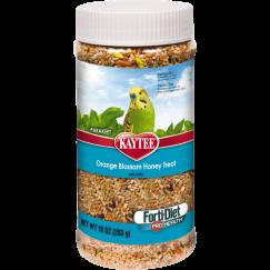 Kaytee Forti-Diet Pro Health Parakeet Orange Blossom Honey Treat