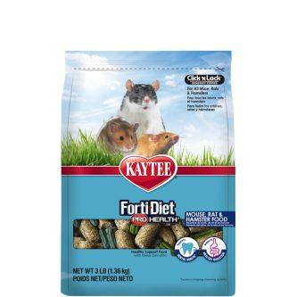 Kaytee Forti-DietPro Health Mouse Rat Hamster