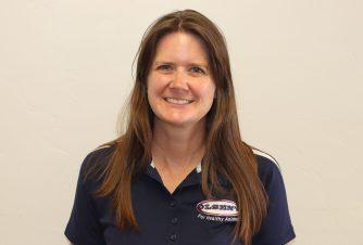 Olsen's team is lead by CEO/CFO Michelle Gronek