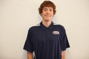 Olsen's Grain Prescott Store Manager Ryan Baynes
