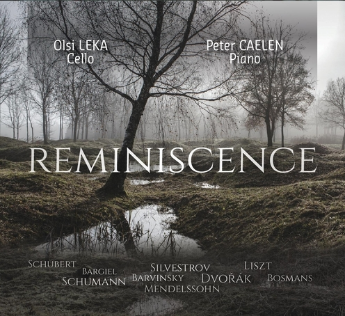 "CD ""Reminiscence""- français"