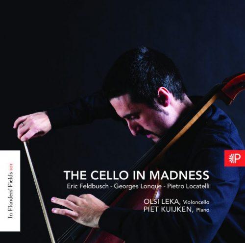 "CD ""The cello in madness"""
