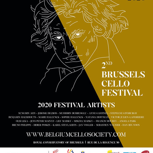Brussels Cello festival