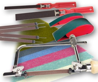 Sanding and Shaping Tools
