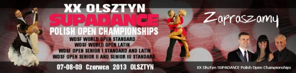 Supadance Polish Open Championships