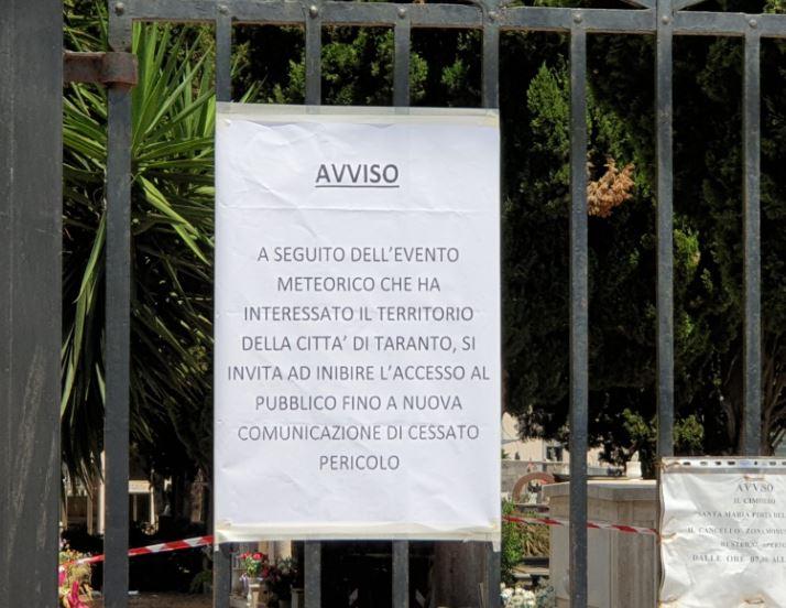 Cimitero-Talsano