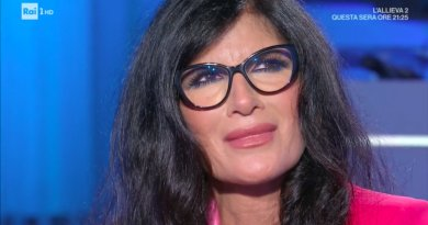 Pamela Prati torna in tv e parla di Mark Caltagirone